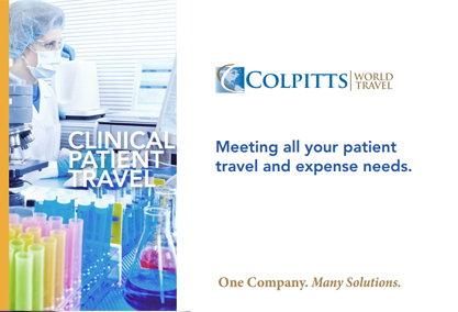 clinical trial travel